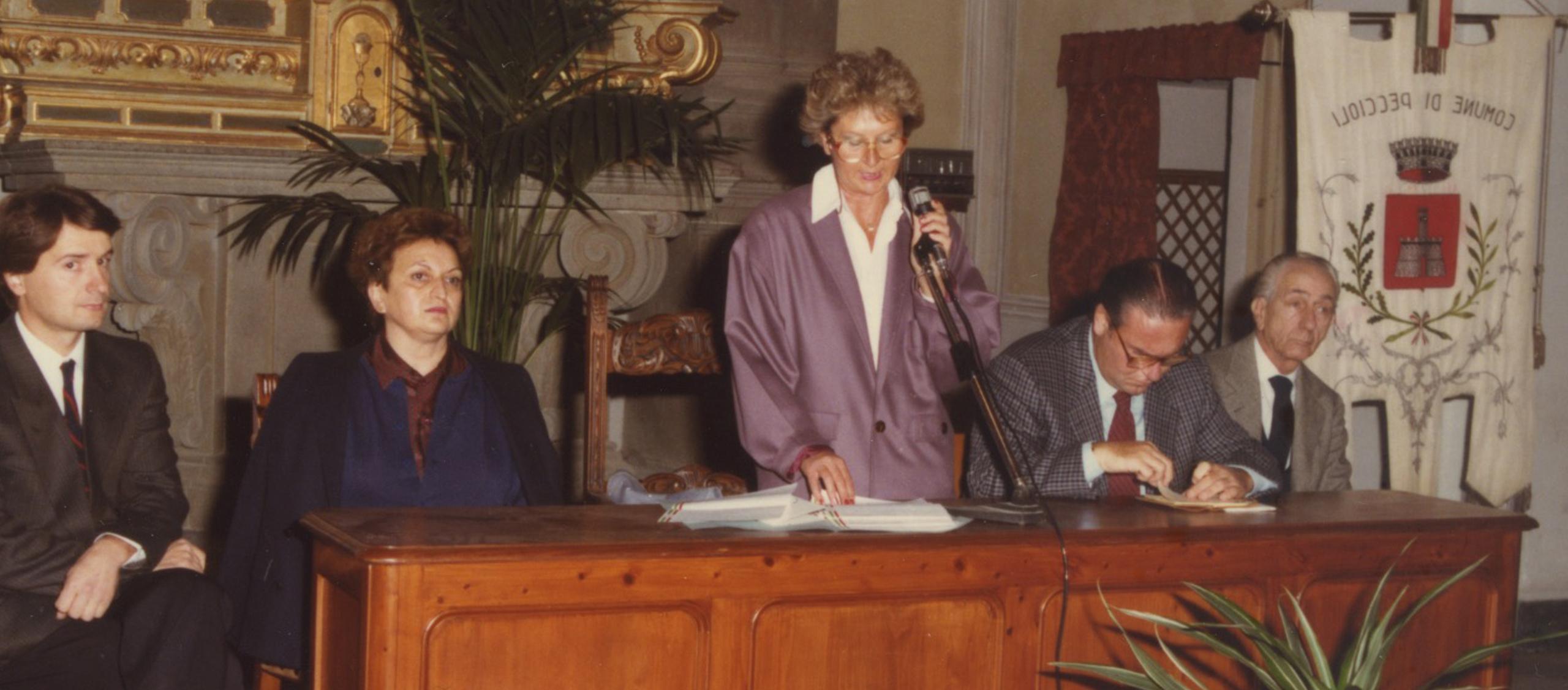 Adua Messerini. Una vita per le donne e l'Europa