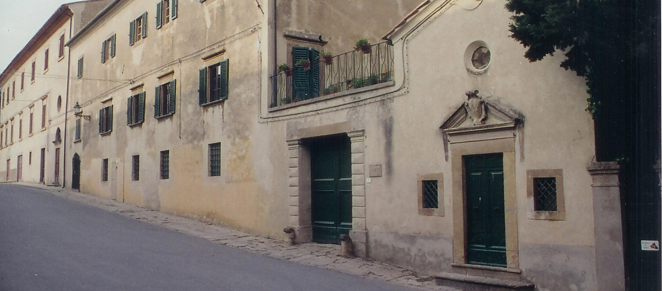 Montelopio: un borgo dei Templari